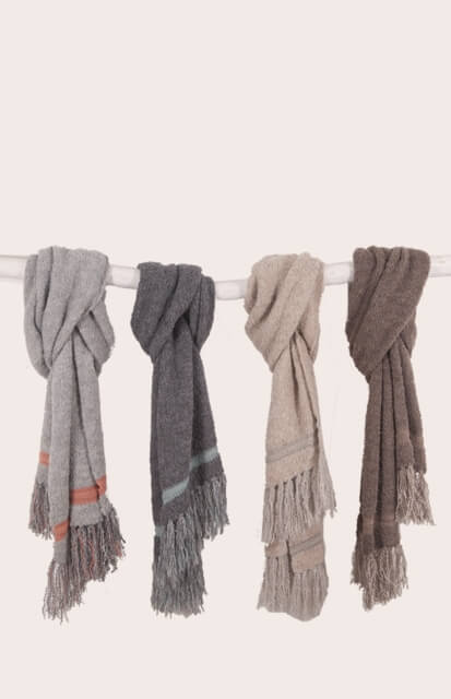 Scaves and Shawls