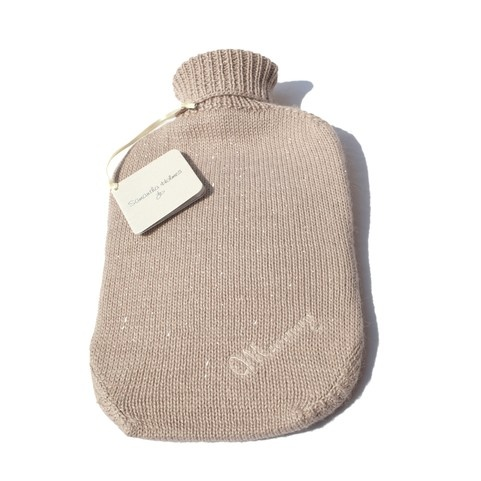 Sparkly Hot water bottle