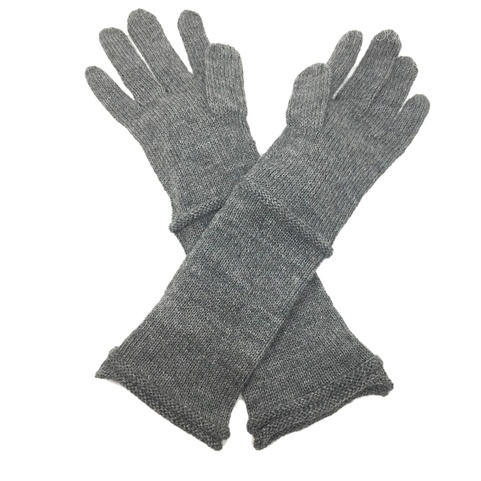 Long jersey knit Gloves