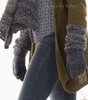 Alpaca Boucle Frost Long Gloves Thumbnail