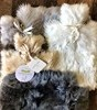 Alpaca Fur and Lambskin Hot Water Bottle Thumbnail