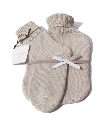Knitted Alpaca Luxury Hot Water Bottle