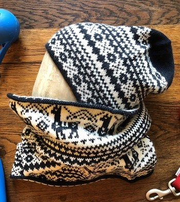 Fairisle Snood (End April)