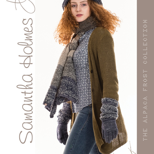 Alpaca Frost Autumn Winter 2017/18